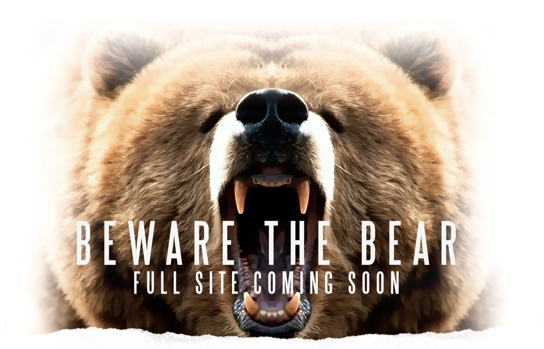 Beware The Bear